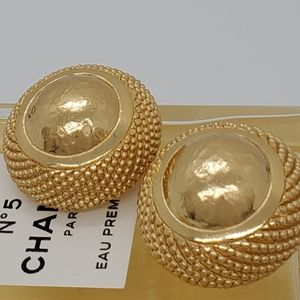 Vintage Dior Rare Signed Gorgeous Earrings